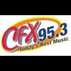 95.3 CFX 95.3 FM United States of America, Clare