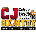 CJ Country 1140 AM United States of America, Warsaw
