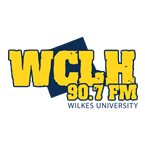 WCLH 90.7 FM United States of America, Wilkes-Barre