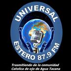 Radio Universal Ojo de Agua 87.9 FM Guatemala, Tacaná