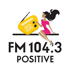 Radio Positive 104.3 FM Georgia, Tbilisi