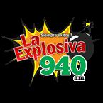 La Explosiva 940 940 AM USA, Shelbyville