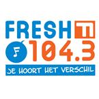 Fresh FM 104.3 104.3 FM Aruba, Oranjestad