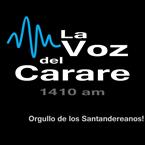 La Voz del Carare 1410 AM Colombia, Tunja