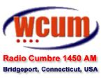 Radio Cumbre WCUM 1450 AM 1450 AM United States of America, Bridgeport