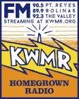 KWMR 89.9 FM United States of America, Bolinas