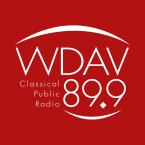 WDAV Classical Public Radio 89.9 FM USA, Davidson