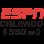 ESPN 580 Orlando 580 AM USA, Orlando