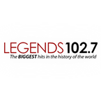 Legends 1027 102.7 FM USA, Rochester