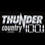 Thunder 100.1 100.1 FM United States of America, Madison