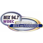 WDEC-FM 94.7 FM USA, Albany
