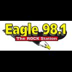 Eagle 98.1 98.1 FM USA, Baton Rouge
