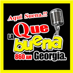 La Que Buena 860 AM 860 AM United States of America, Albany