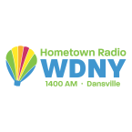 WDNY 1400 AM USA, Dansville