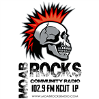 Moab Rocks Community Radio 102.9 FM United States of America, Moab
