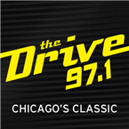 The Drive 97.1FM 97.1 FM United States of America, Chicago