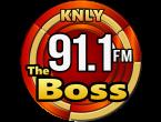 91.1FM The Boss 91.1 FM USA, Galveston