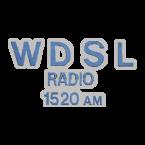 WDSL 1520 AM USA, Mocksville