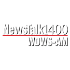 NewsTalk 1400 1400 AM USA, Champaign