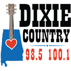 Dixie Country 100.1 FM United States of America, Montgomery