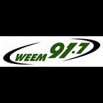 WEEM-FM 91.7 FM USA, Pendleton