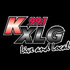 KXLG 100.3 FM USA, Milbank