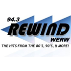 Rewind 94.3 94.3 FM USA, Monroe