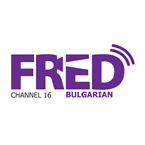 FRED FILM RADIO CH16 Bulgarian United Kingdom