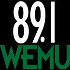 WEMU-FM 89.1 FM United States of America, Ypsilanti