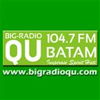 Big RadioQu 104.7 FM Indonesia, Batam