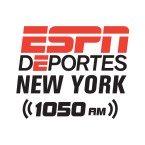 ESPN Deportes New York 1050 AM USA, New York