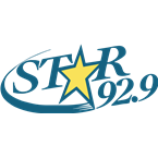 Star 92.9 92.9 FM USA, Burlington