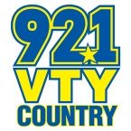 VTY Country 92.1 FM United States of America, Milwaukee