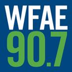 WFAE 90.7 FM USA, Charlotte