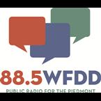 WFDD 88.5 FM United States of America, Winston-Salem