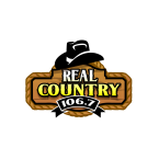 WFGA Real Country 106.7 106.7 FM USA, Hicksville
