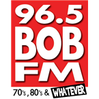 965 BOB FM WFLB 96.5 FM USA, Fayetteville