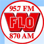 Flo 95.7 95.7 FM United States of America, Farmville