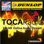 BTCC TOCARadio United Kingdom