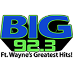 Big 92.3 92.3 FM United States of America, Wayne