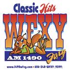 WFXY 1490 AM USA, Middlesboro