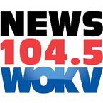 WOKV 104.5 FM USA, Jacksonville