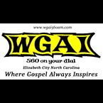 WGAI 560 AM 560 AM United States of America, Elizabeth City