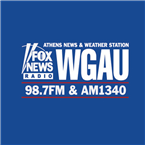 98.7FM & AM1340, Fox News WGAU 1340 AM USA, Athens