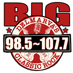 Big Classic Rock 107.7 107.7 FM USA, Seaford