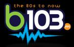 B103 103.1 FM USA, Rockford