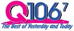 Q106-7 106.7 FM United States of America, Lafayette