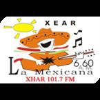 La Mexicana 101.7 FM Mexico, Tampico