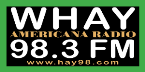 WHAY 98.3 FM United States of America, Somerset