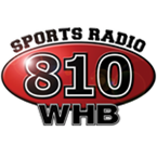 Sports Radio 810 WHB 810 AM USA, Kansas City